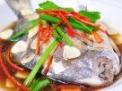 ปลาจะละเม็ดนึ่งสามเซียน