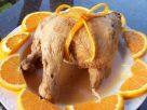 ไก่อบน้ำส้มคั้น