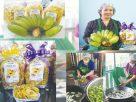 """""""กล้วยหินสอดไส้มะขาม"""" สินค้าชุมชนที่สามารถสร้างรายได้ได้ให้ชุมนุมเป็นอย่างดี"""